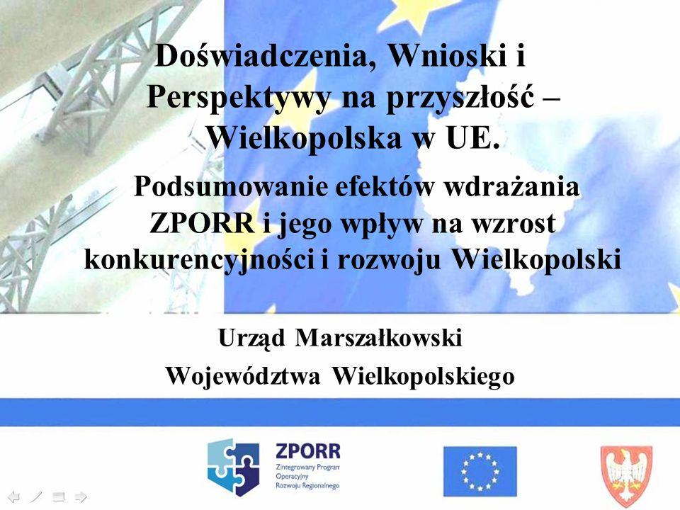 Województwa Wielkopolskiego