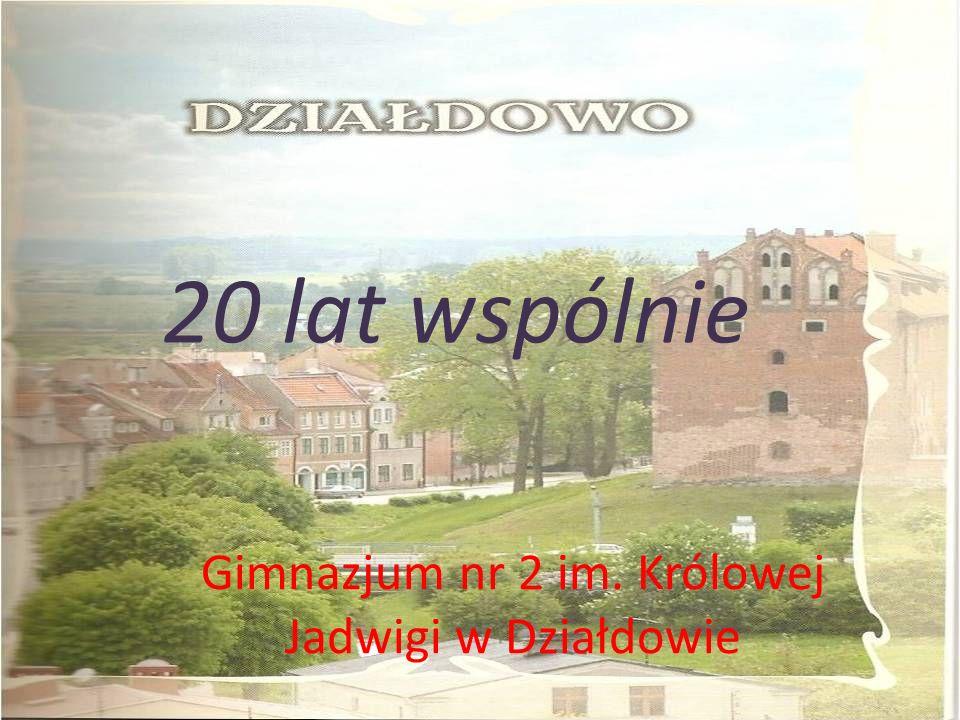 Gimnazjum nr 2 im. Królowej Jadwigi w Działdowie