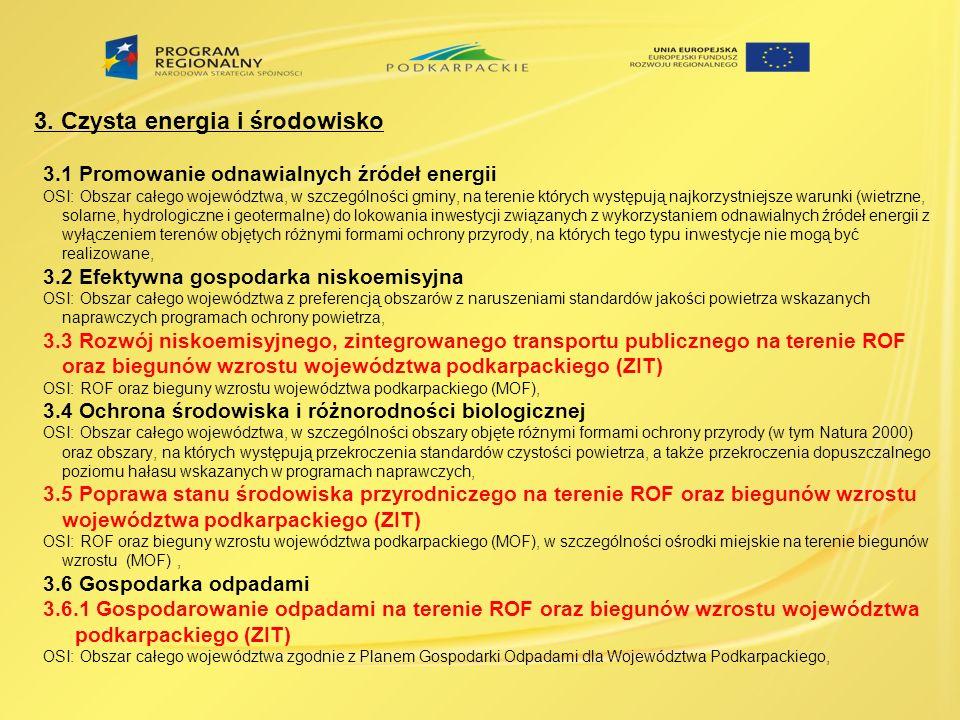 3. Czysta energia i środowisko