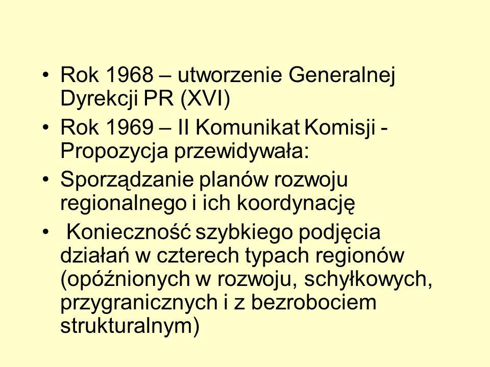 Rok 1968 – utworzenie Generalnej Dyrekcji PR (XVI)