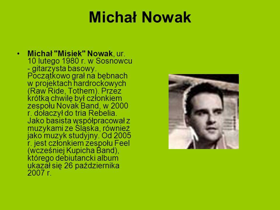 Michał Nowak