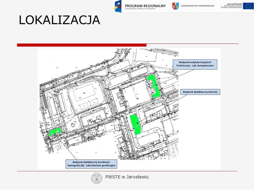 LOKALIZACJA PWSTE w Jarosławiu