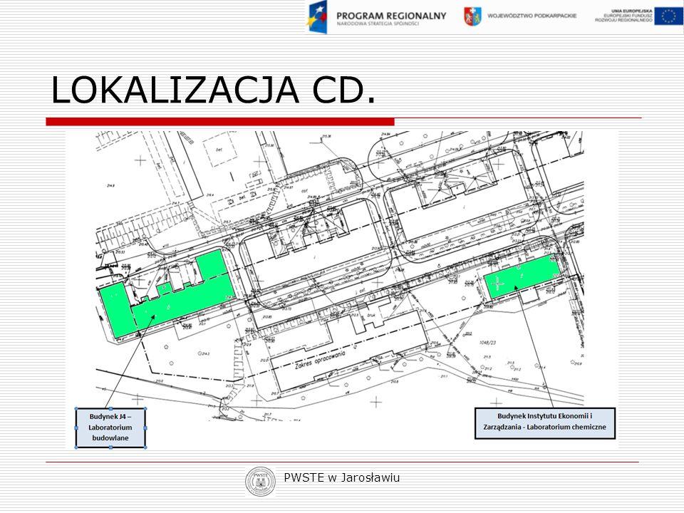 LOKALIZACJA CD. PWSTE w Jarosławiu