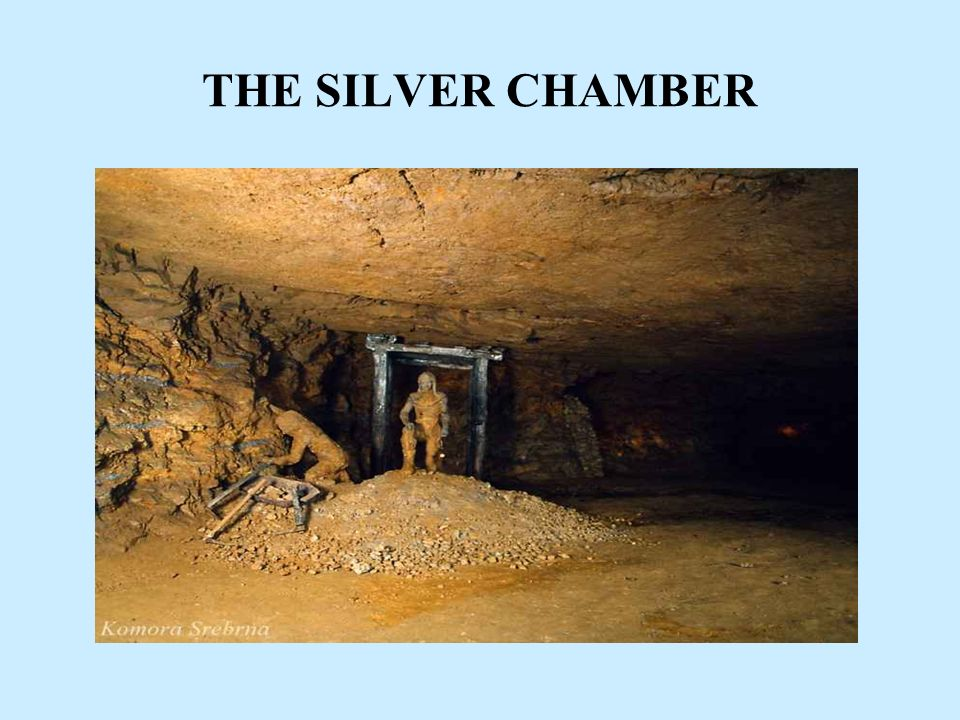 THE SILVER CHAMBER