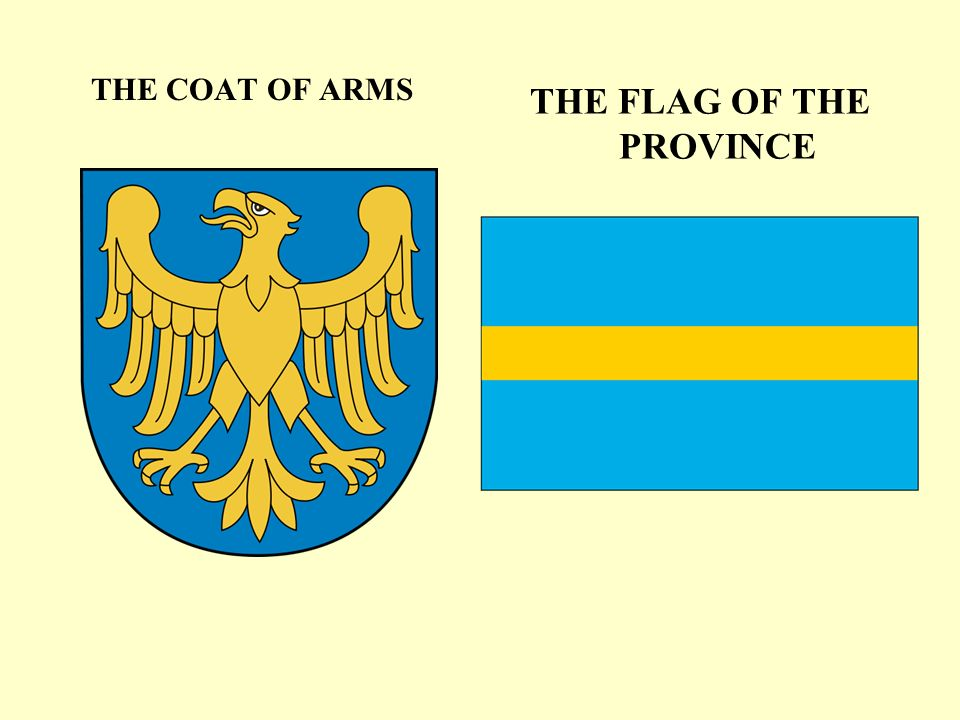 THE FLAG OF THE PROVINCE