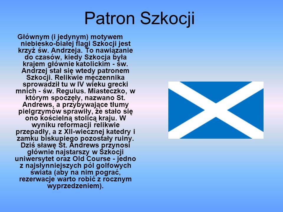Patron Szkocji