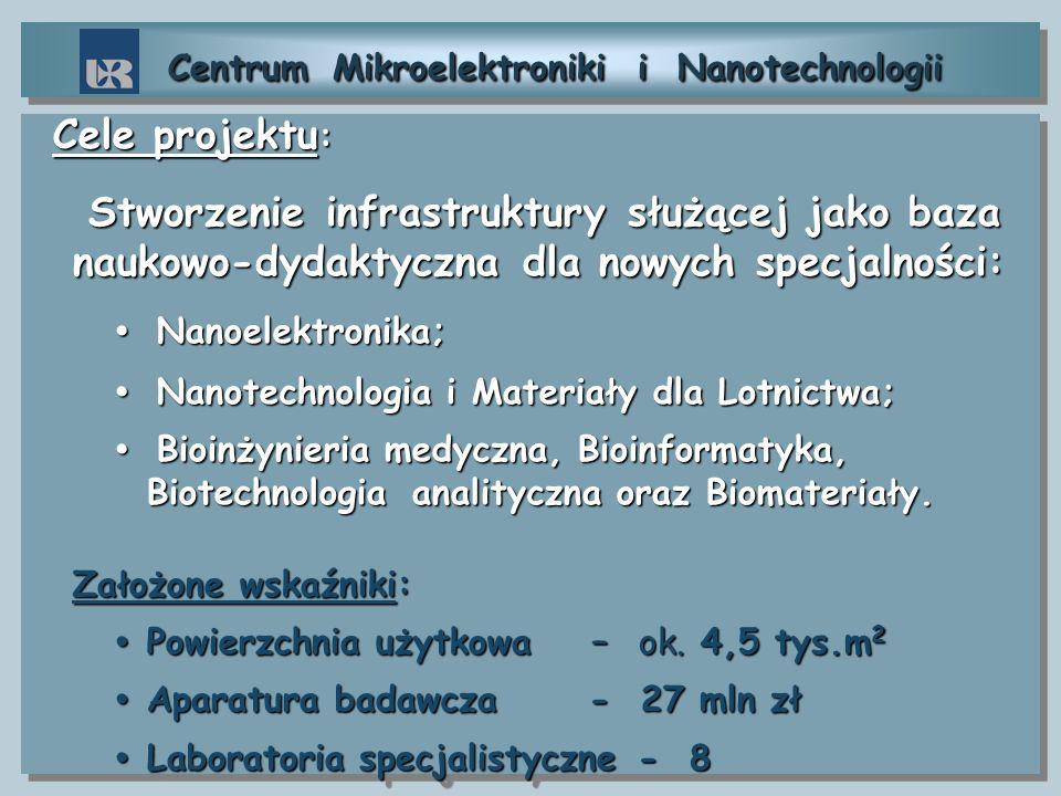 Centrum Mikroelektroniki i Nanotechnologii