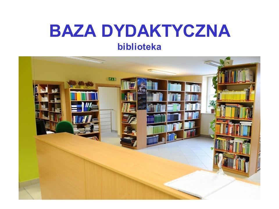 BAZA DYDAKTYCZNA biblioteka