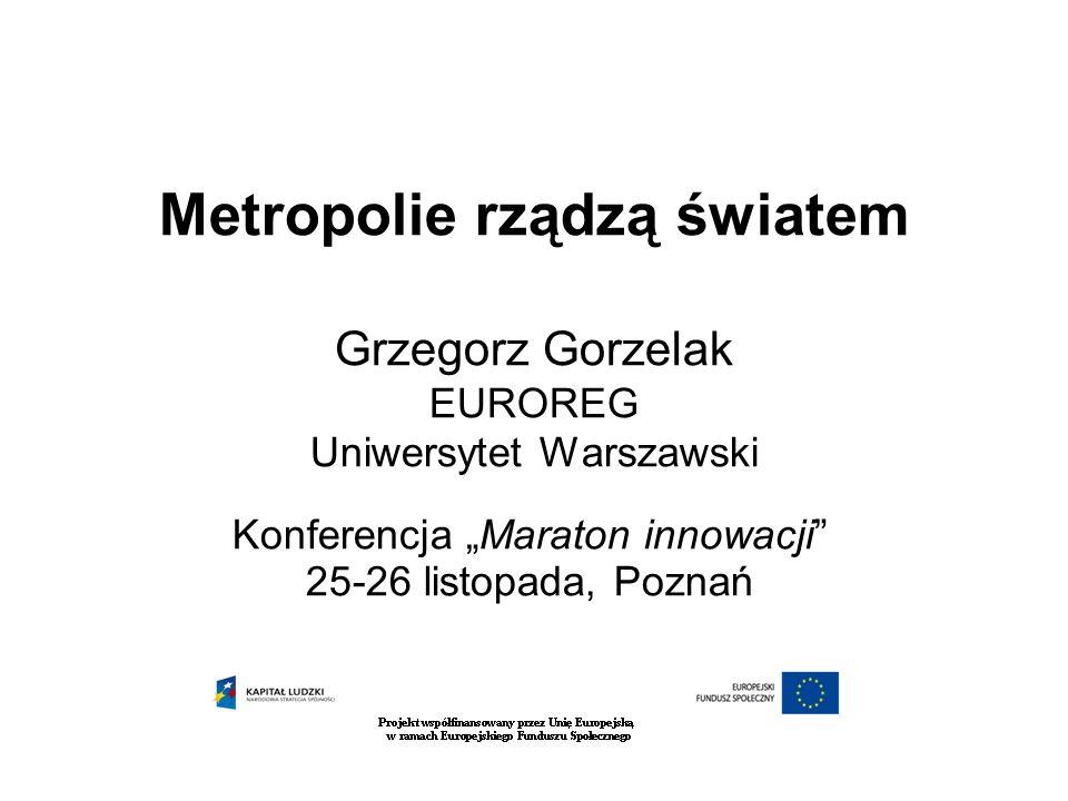 """Konferencja """"Maraton innowacji 25-26 listopada, Poznań"""