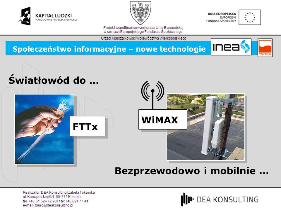 Bezprzewodowo i mobilnie …