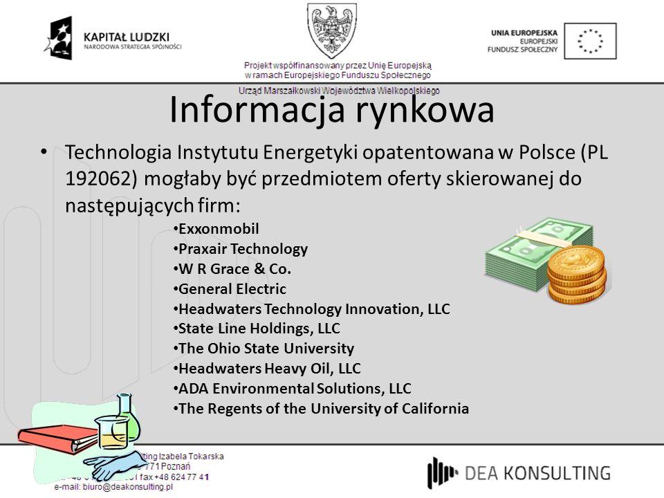 Informacja rynkowa