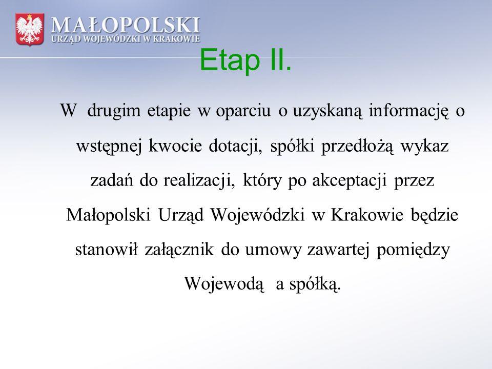 Etap II.