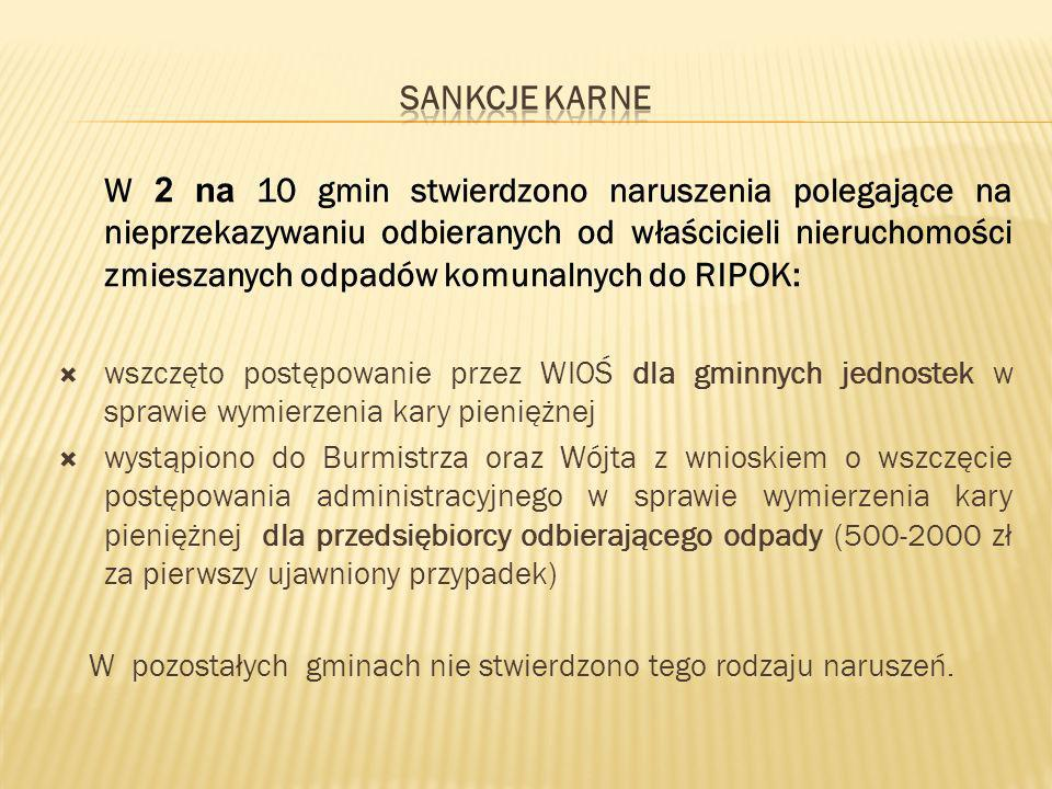 Sankcje Karne