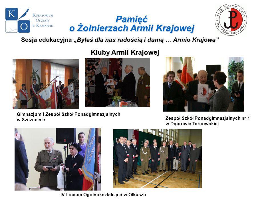 o Żołnierzach Armii Krajowej
