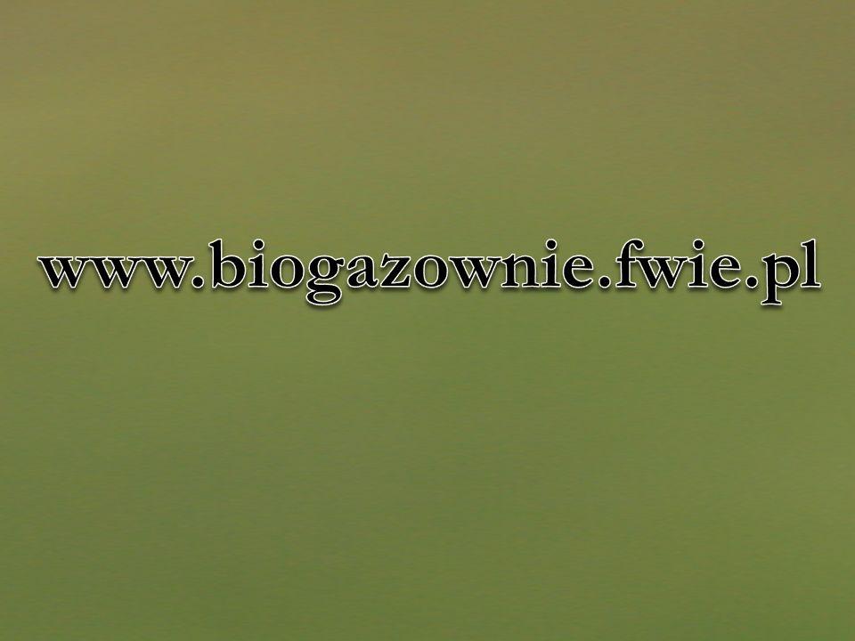 www.biogazownie.fwie.pl