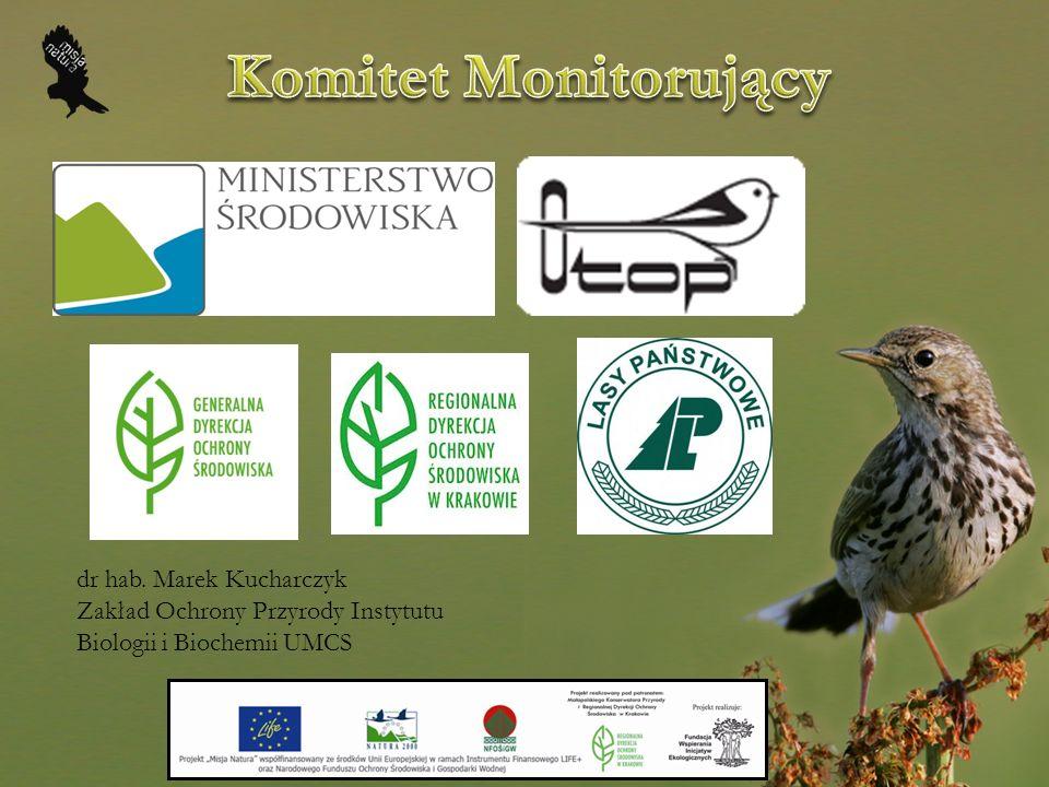 Komitet Monitorujący dr hab. Marek Kucharczyk