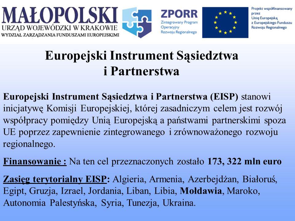 Europejski Instrument Sąsiedztwa i Partnerstwa