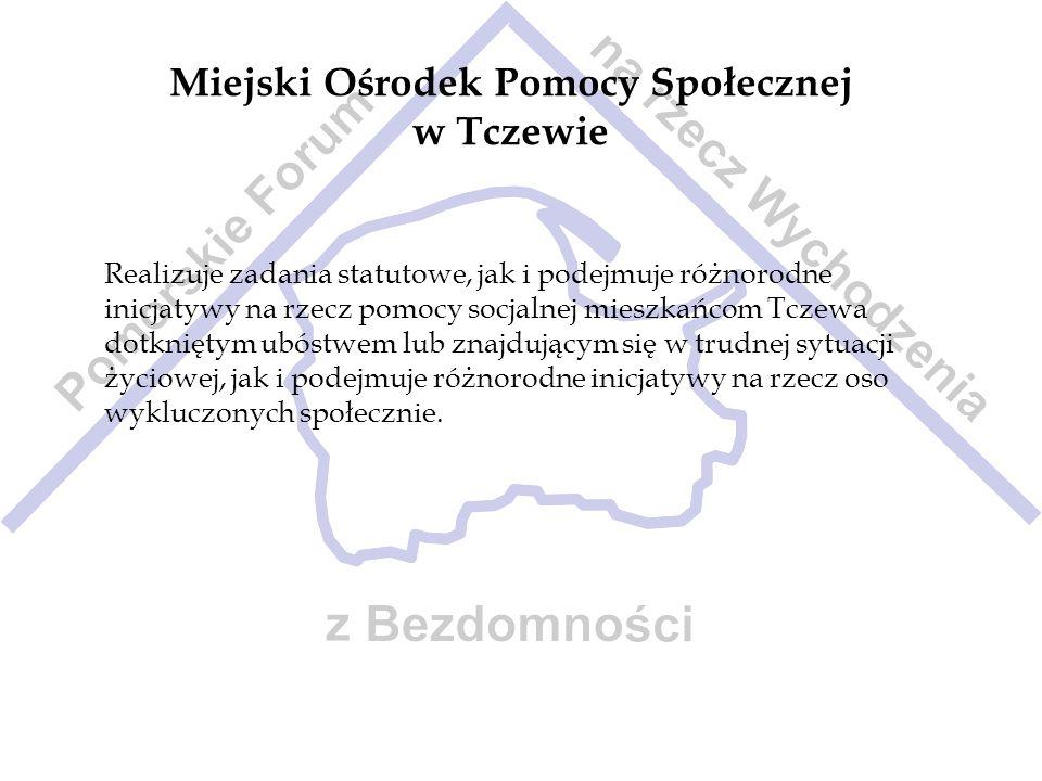 Miejski Ośrodek Pomocy Społecznej w Tczewie