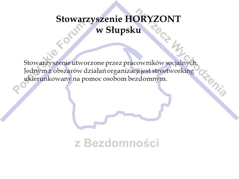 Stowarzyszenie HORYZONT w Słupsku