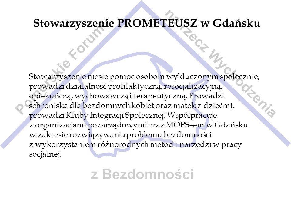 Stowarzyszenie PROMETEUSZ w Gdańsku