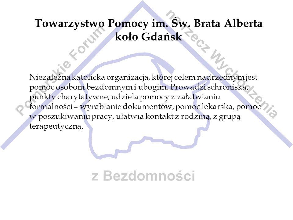 Towarzystwo Pomocy im. Św. Brata Alberta koło Gdańsk