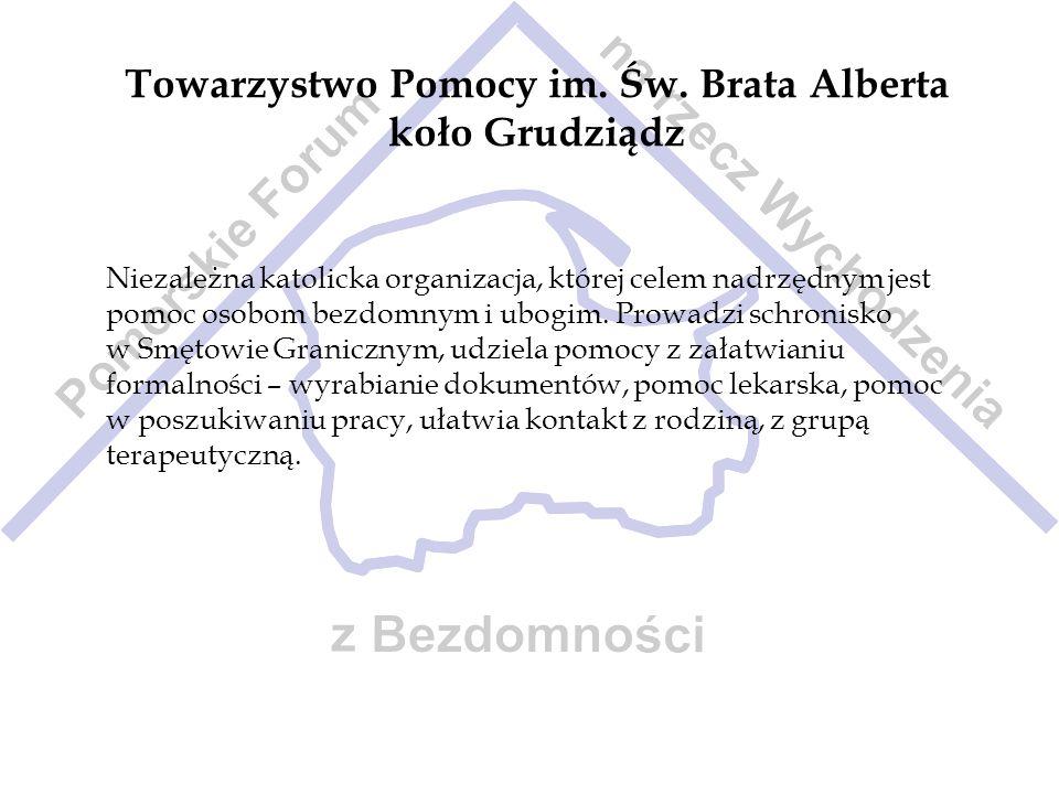 Towarzystwo Pomocy im. Św. Brata Alberta koło Grudziądz