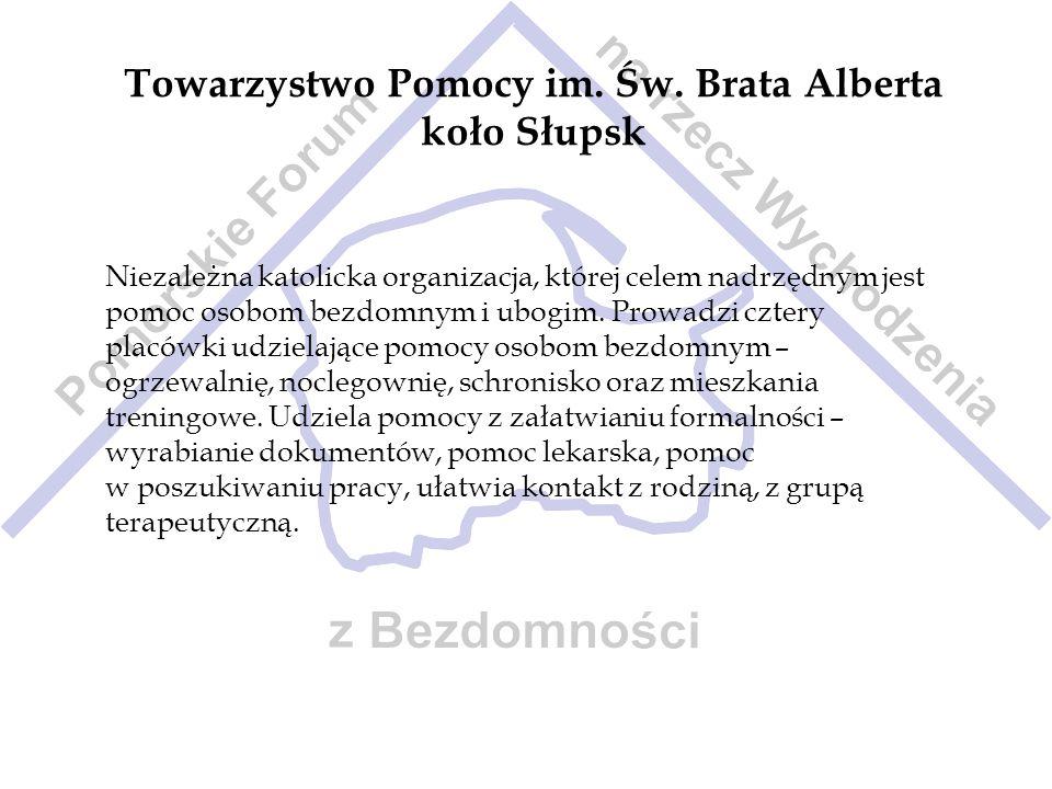 Towarzystwo Pomocy im. Św. Brata Alberta koło Słupsk