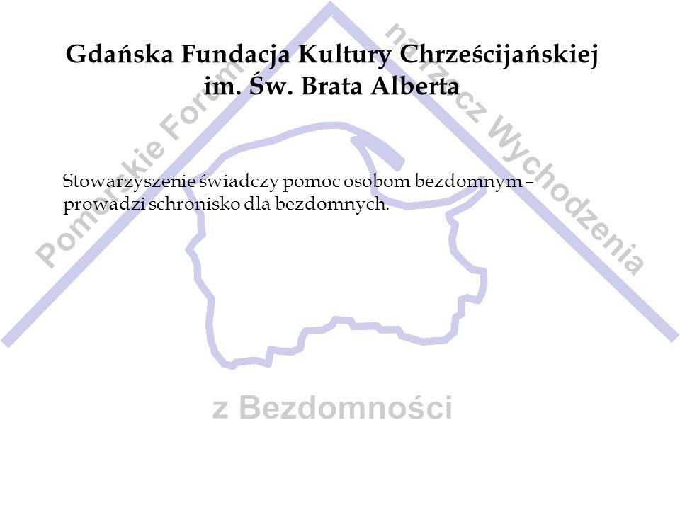 Gdańska Fundacja Kultury Chrześcijańskiej im. Św. Brata Alberta