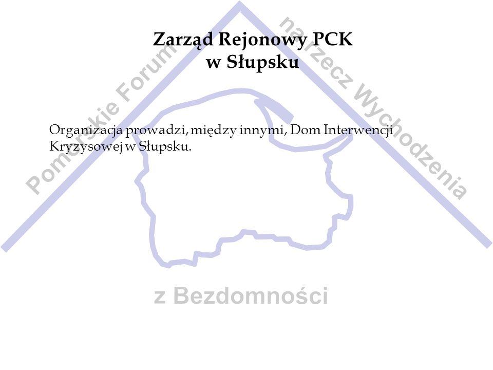Zarząd Rejonowy PCK w Słupsku
