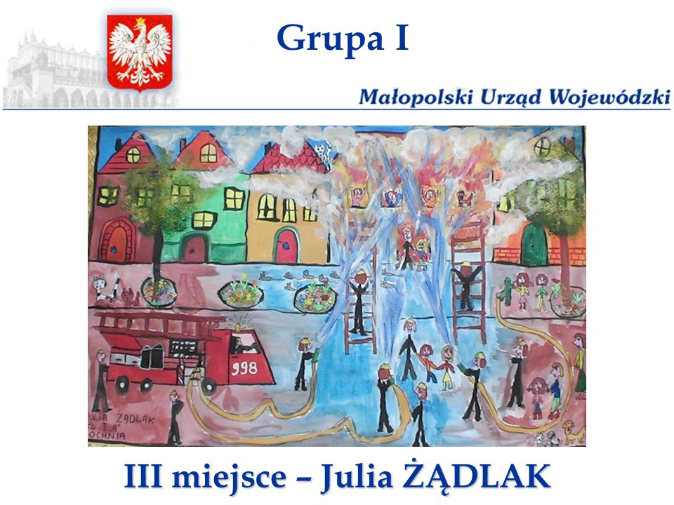 III miejsce – Julia ŻĄDLAK