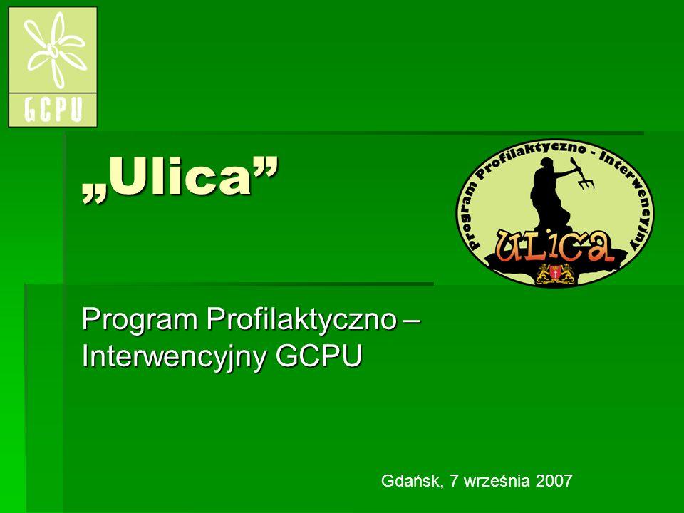 Program Profilaktyczno – Interwencyjny GCPU