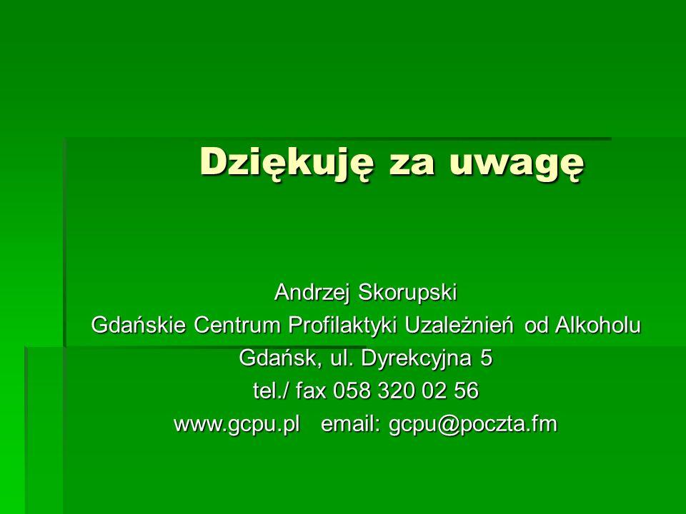Gdańskie Centrum Profilaktyki Uzależnień od Alkoholu