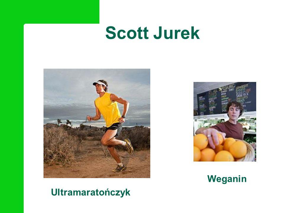 Scott Jurek Weganin Ultramaratończyk
