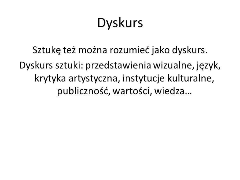Dyskurs