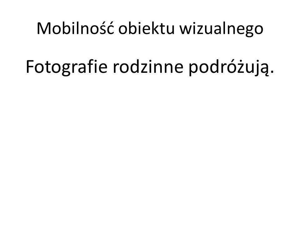 Mobilność obiektu wizualnego