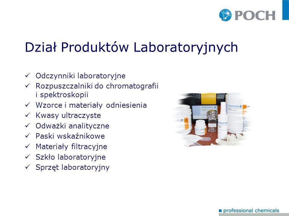 Dział Produktów Laboratoryjnych
