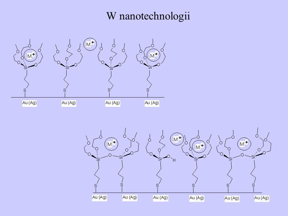 W nanotechnologii