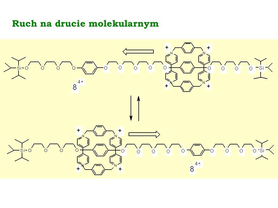 Ruch na drucie molekularnym