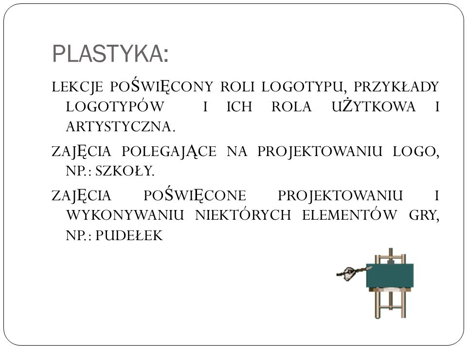 PLASTYKA:
