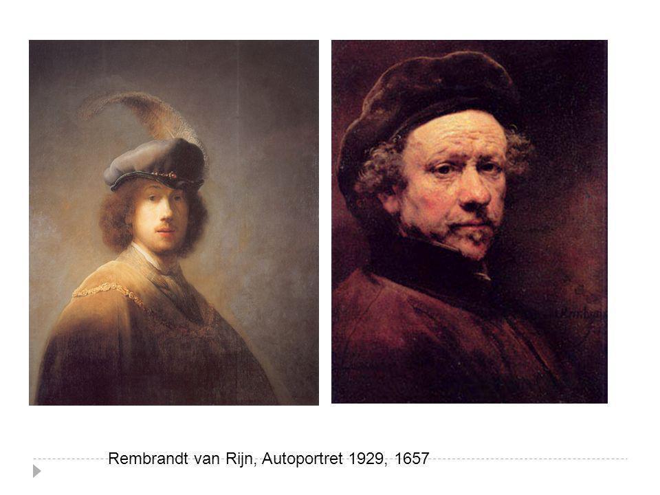Rembrandt van Rijn, Autoportret 1929, 1657