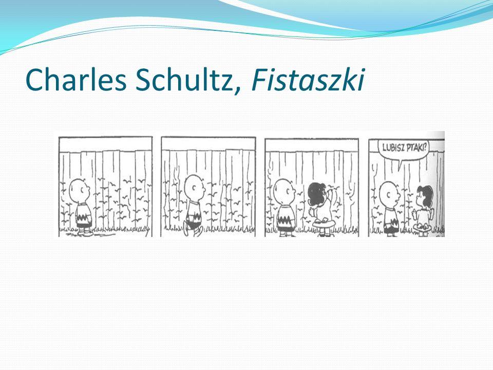 Charles Schultz, Fistaszki