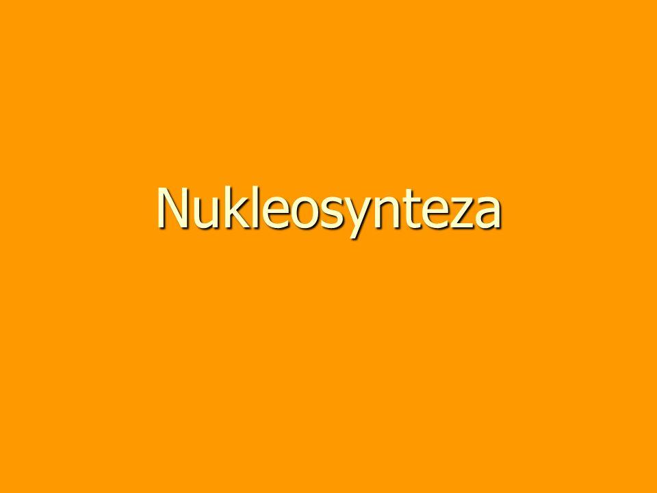 Nukleosynteza