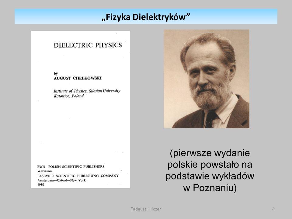 """""""Fizyka Dielektryków"""