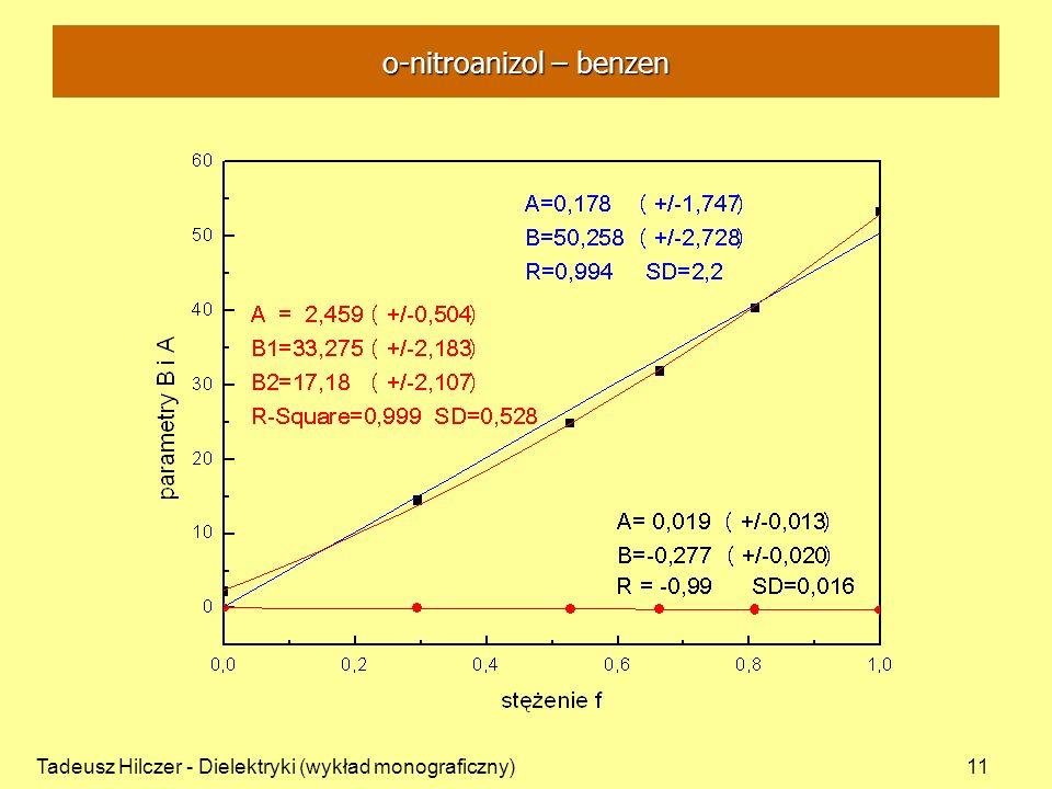 o-nitroanizol – benzen