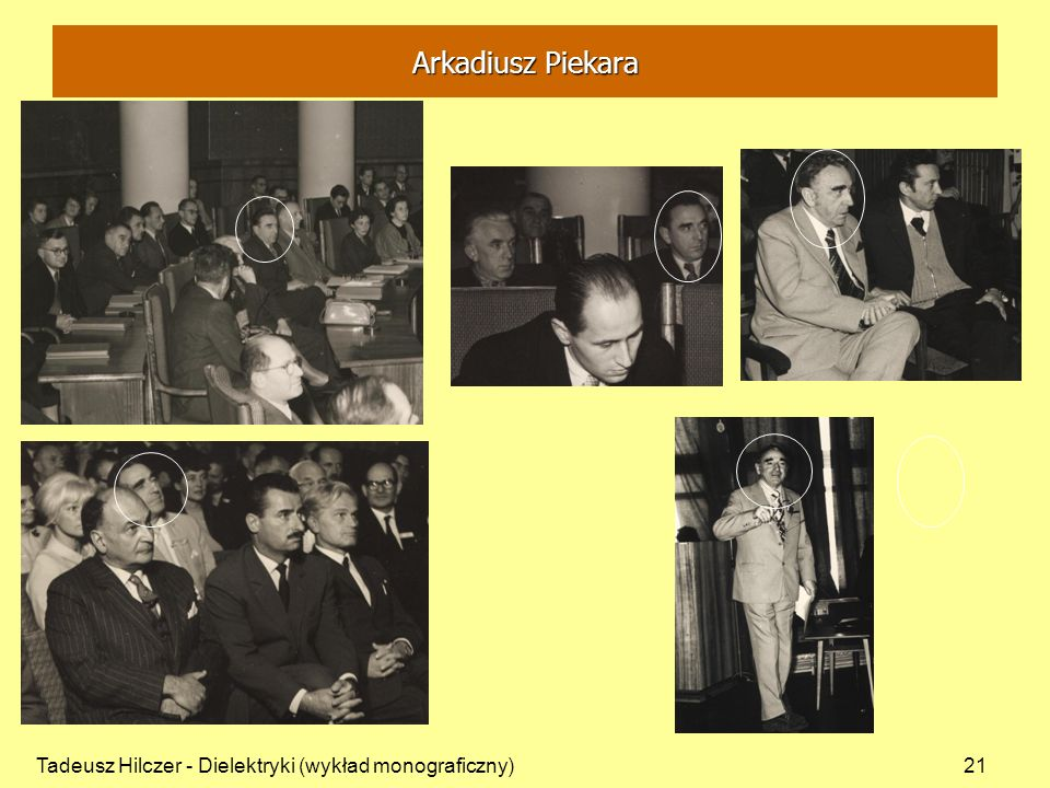 Arkadiusz Piekara Tadeusz Hilczer - Dielektryki (wykład monograficzny)