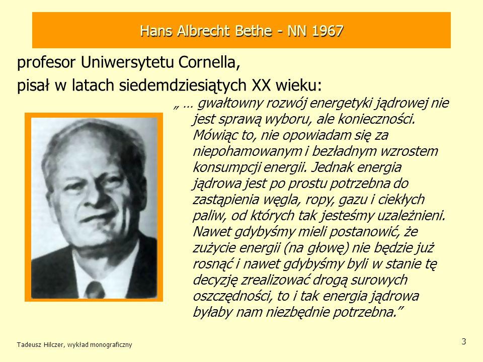 Hans Albrecht Bethe - NN 1967