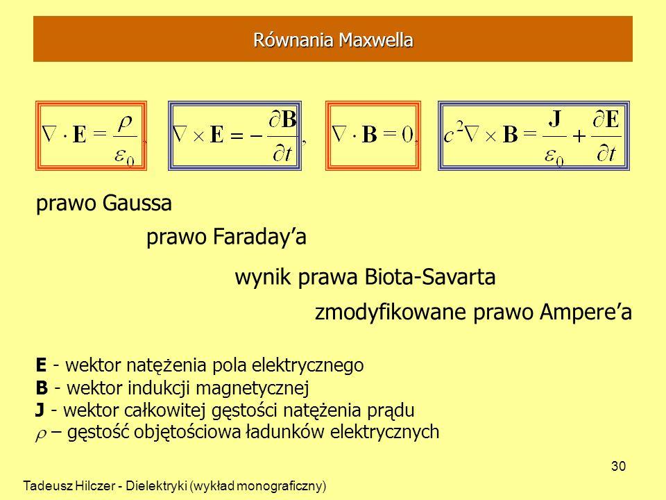 wynik prawa Biota-Savarta