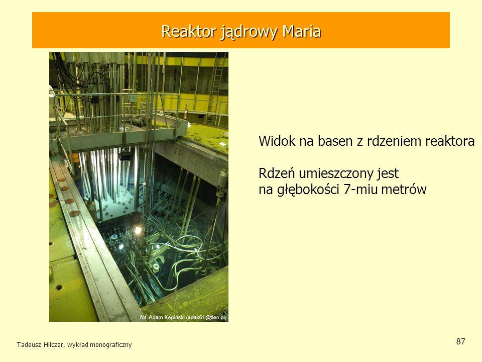 Reaktor jądrowy Maria Reaktor jądrowy MARIA