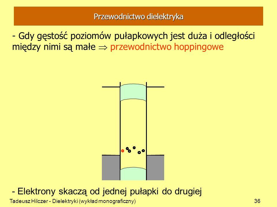 Przewodnictwo dielektryka