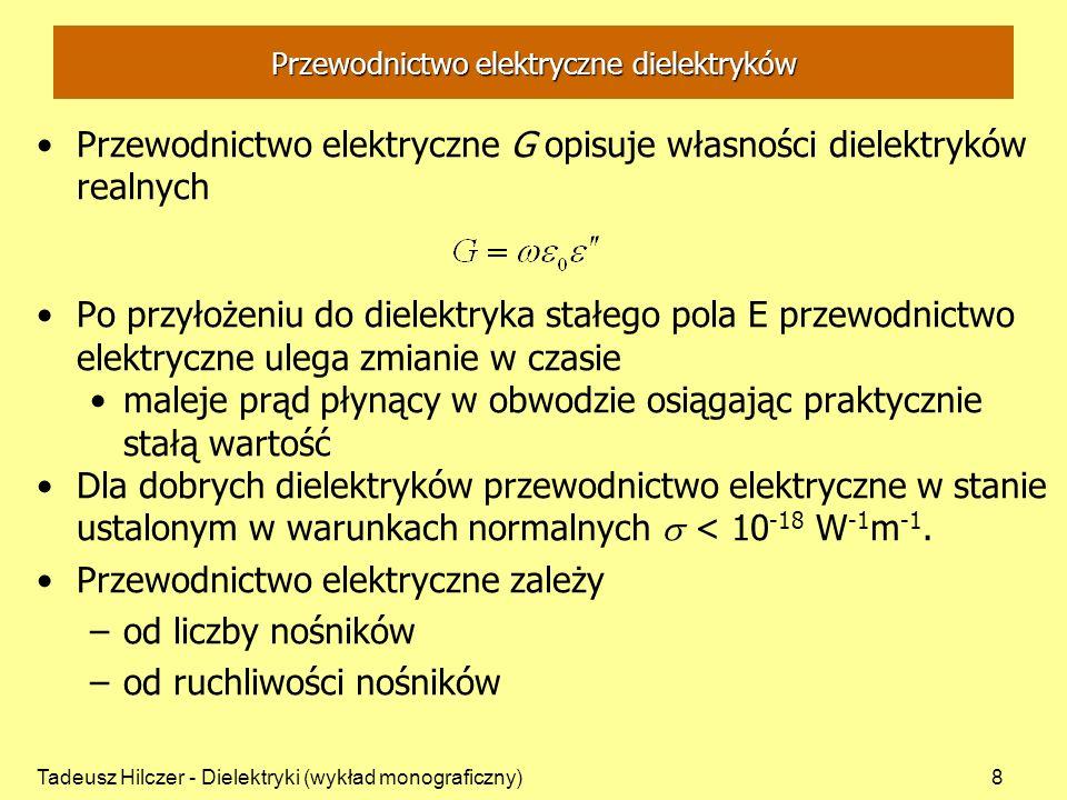 Przewodnictwo elektryczne dielektryków